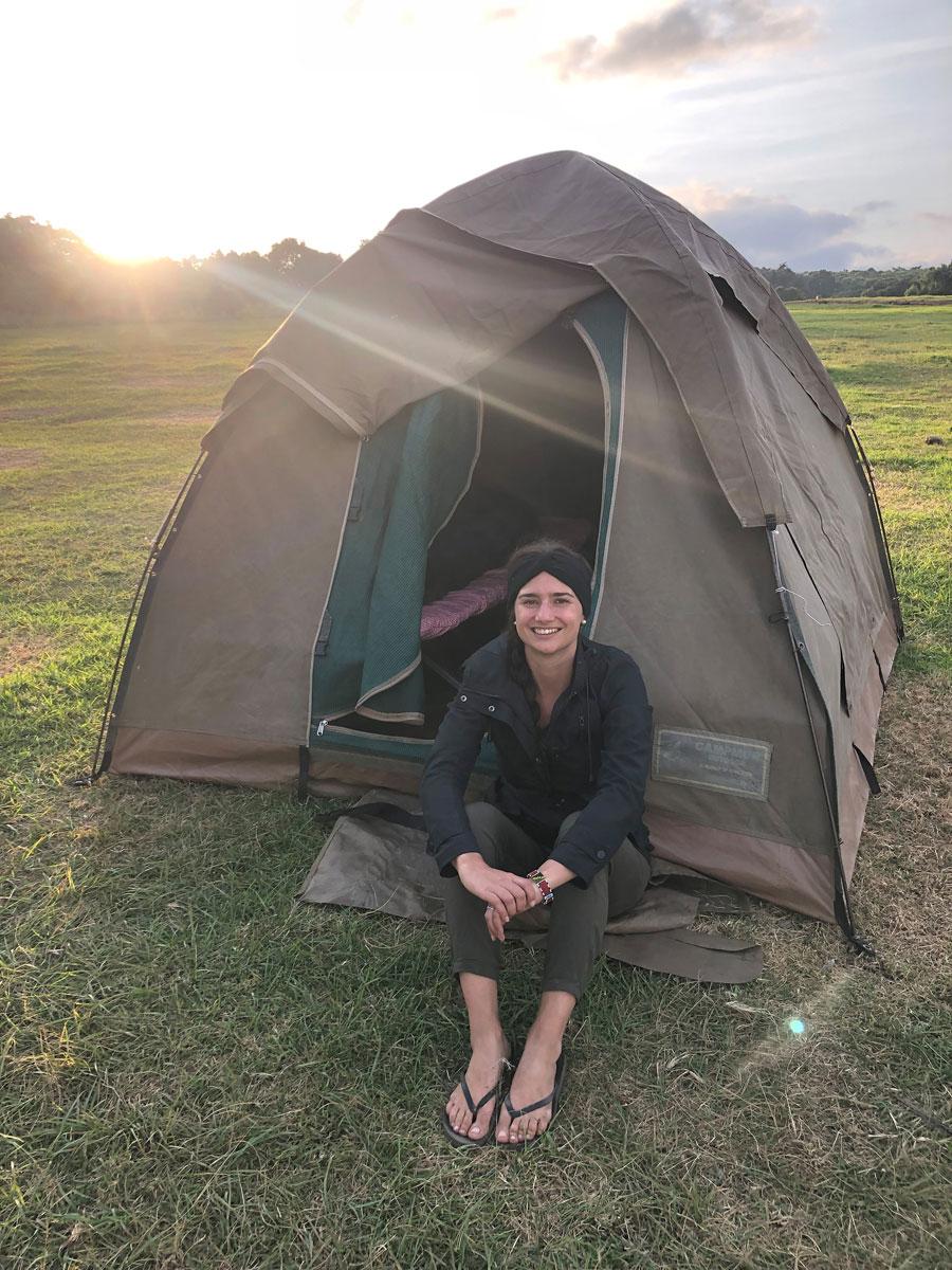 """Camping Tansania """""""