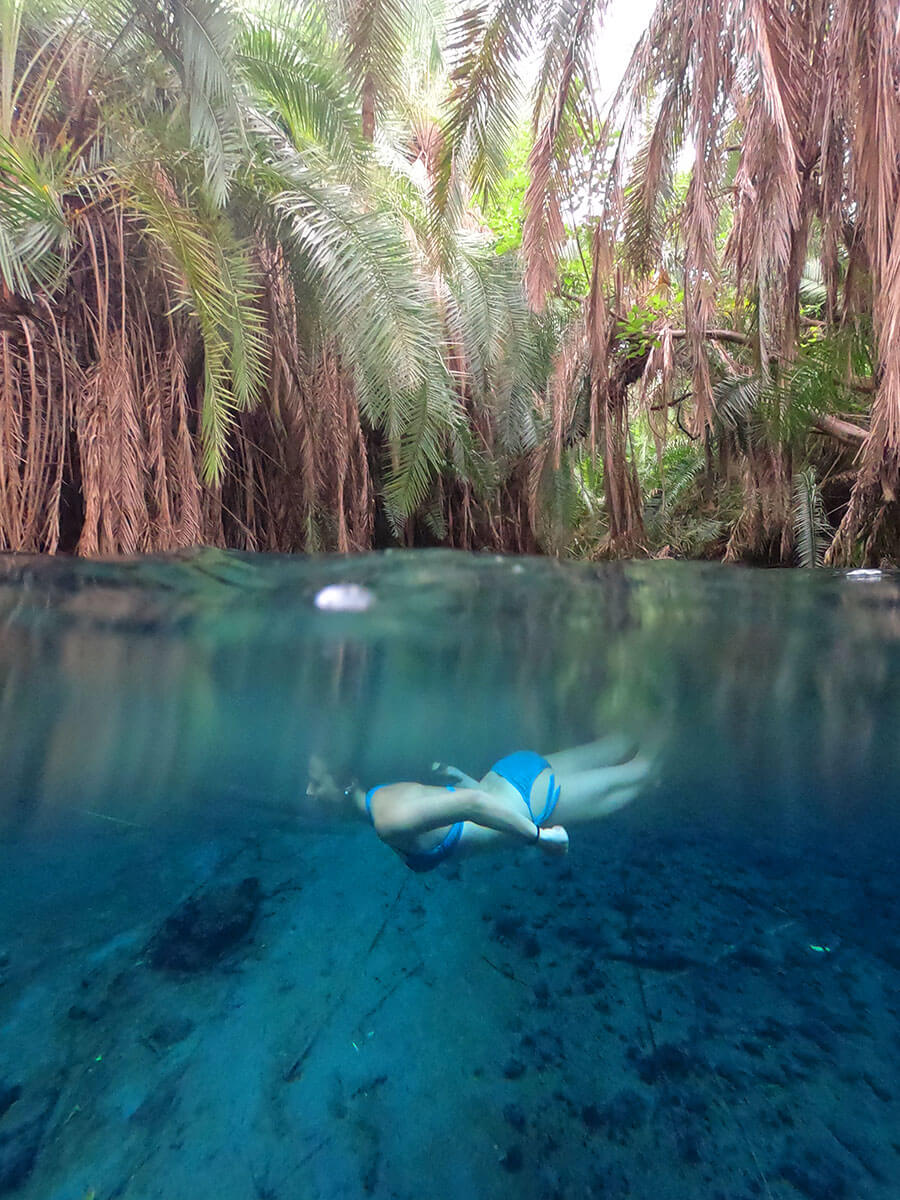Hot Springs Tansania