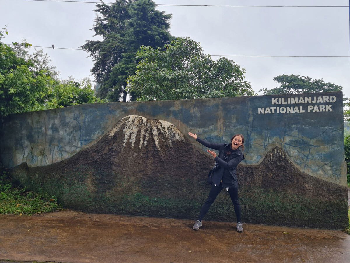 "Kilimanjaro Nationalpark Tansania """